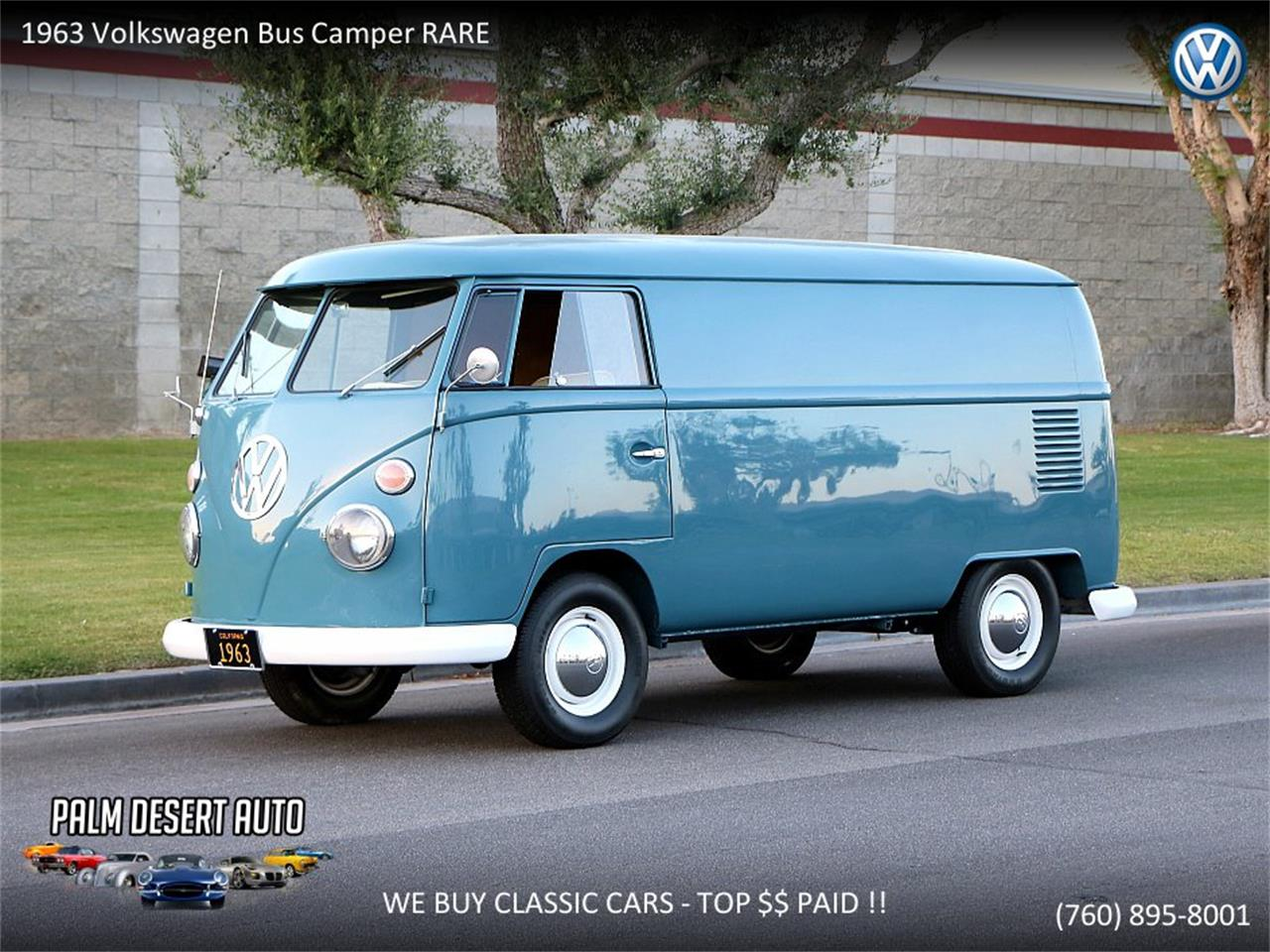 165441599a1c03 Large Picture of  63 Volkswagen Bus -  39