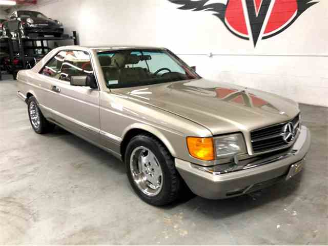 Picture of 1991 Mercedes-Benz 560 located in San Diego California - $22,999.00 Offered by  - NA0B