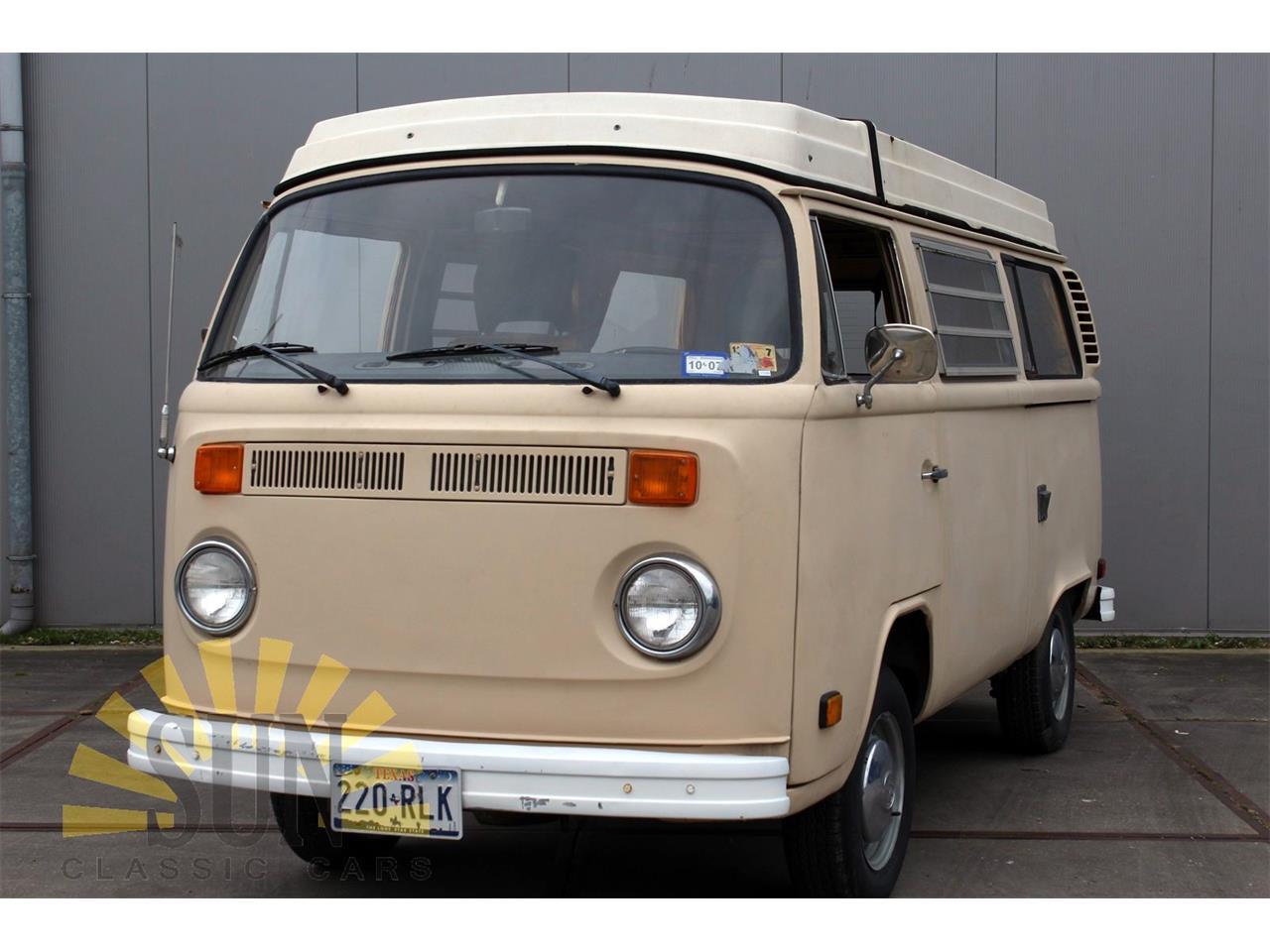 1977 volkswagen bus for sale classiccars com cc 1086071