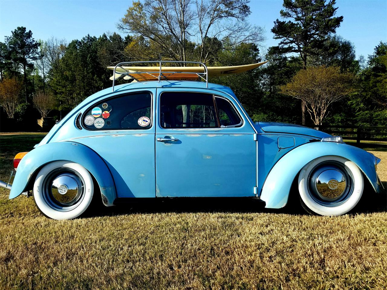 Vw For Sale >> 1974 Volkswagen Beetle For Sale Classiccars Com Cc 1086076