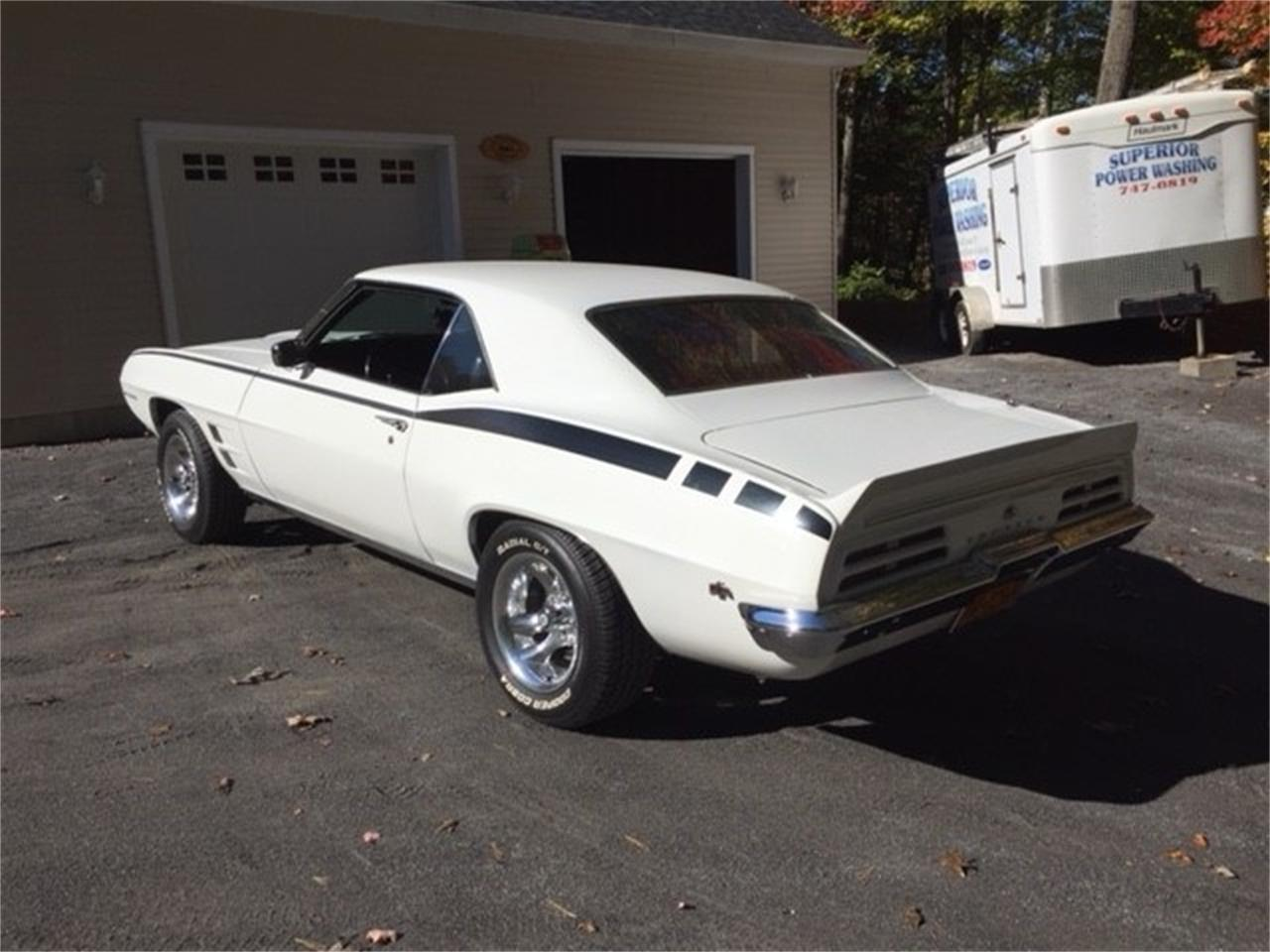 Large Picture of '69 Firebird - NA16