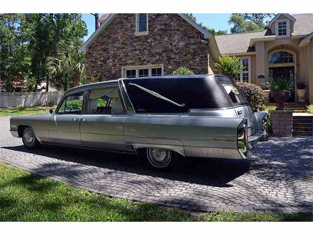 Picture of '66 Crown Sovereign Funeral Coach - NA1D