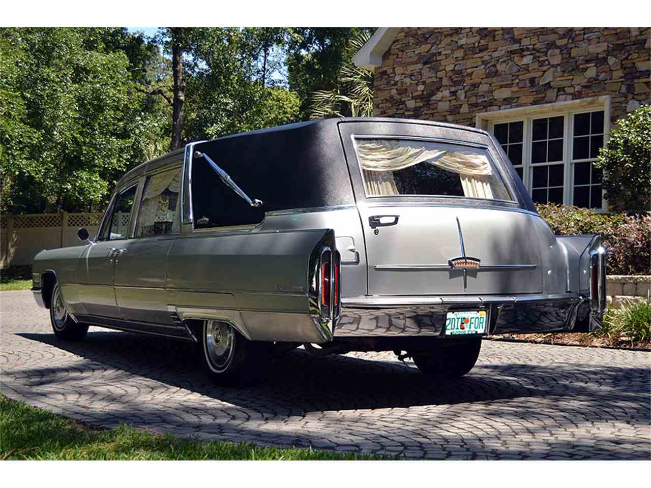 1966 Cadillac Crown Sovereign Funeral Coach for Sale ...
