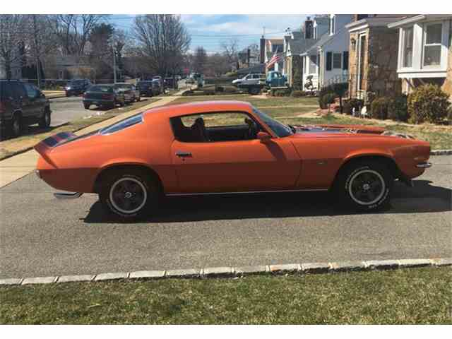 Picture of 1972 Chevrolet Camaro Z28 located in East Meadow NEW YORK Offered by a Private Seller - N5DP
