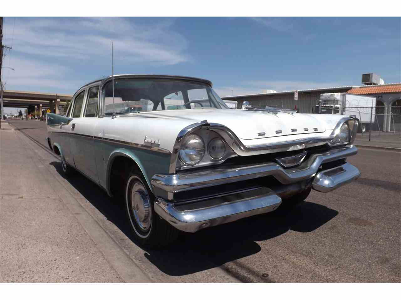 1957 Dodge Royal for Sale | ClassicCars.com | CC-1086106