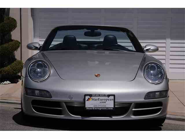 Picture of '06 911 Carrera S located in CALIFORNIA - NA1O