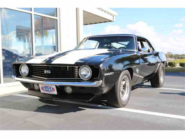 Picture of 1969 Chevrolet Camaro - $26,495.00 Offered by Burnyzz - NA25