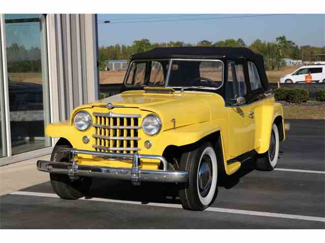 Picture of '50 Jeepster - NA26