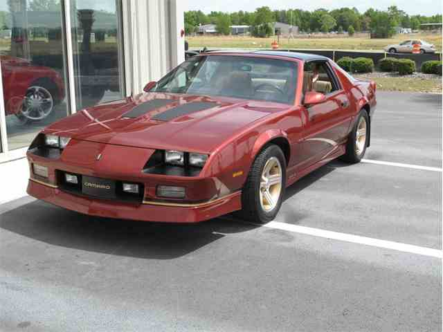 Picture of '89 Camaro - NA2B