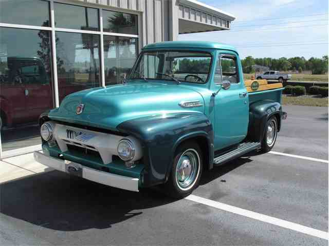 Picture of '54 F100 - NA2F
