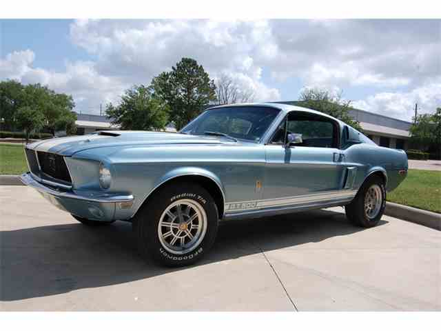 Picture of '68 GT500 - NA2K