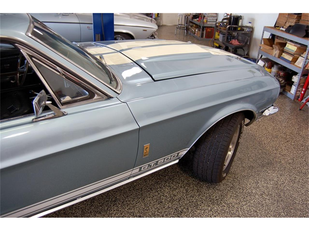 Large Picture of Classic '68 Shelby GT500 located in Buena Park California - $39,000.00 Offered by a Private Seller - NA2K