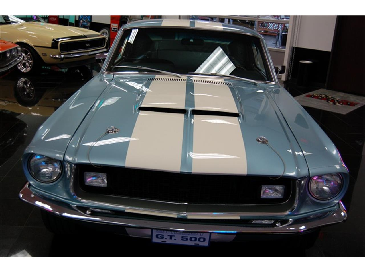 Large Picture of Classic 1968 Shelby GT500 - $39,000.00 Offered by a Private Seller - NA2K