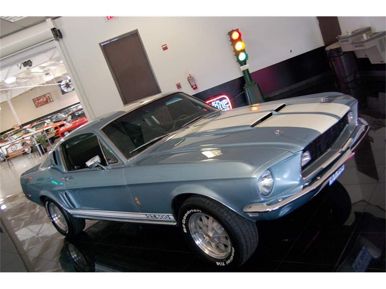 Large Picture of Classic '68 GT500 located in California Offered by a Private Seller - NA2K