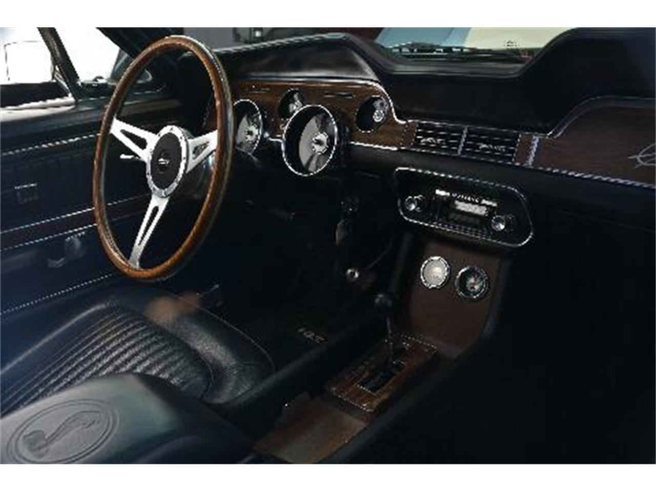 Large Picture of Classic 1968 Shelby GT500 located in California - NA2K