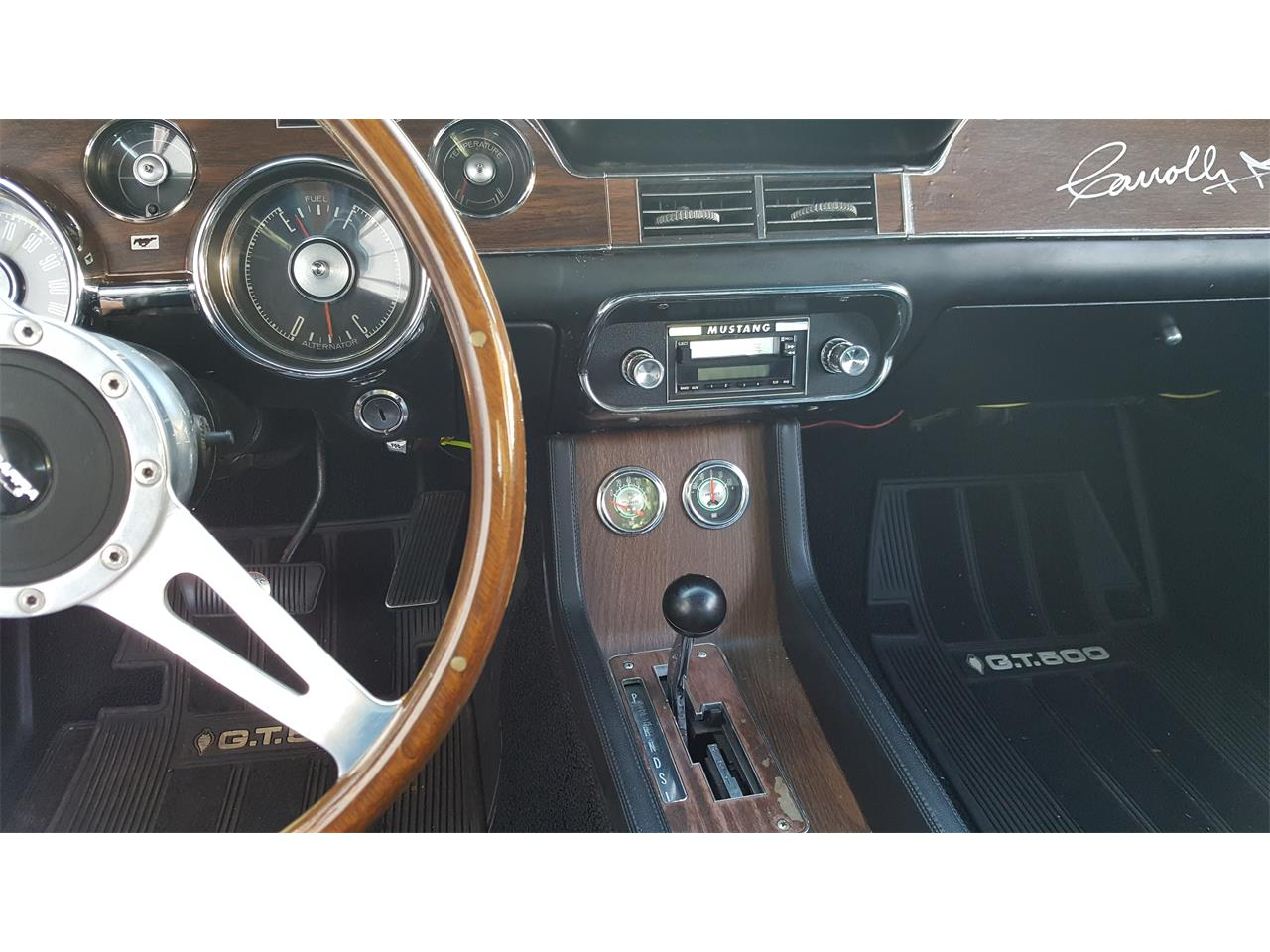 Large Picture of 1968 Shelby GT500 located in Buena Park California Offered by a Private Seller - NA2K