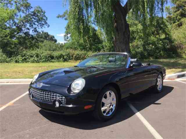 Picture of 2002 Thunderbird located in Lodi  CALIFORNIA - $9,500.00 - NA2N