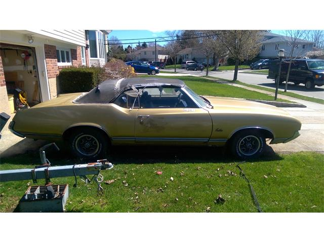 Picture of '70 Cutlass Supreme - NA2W