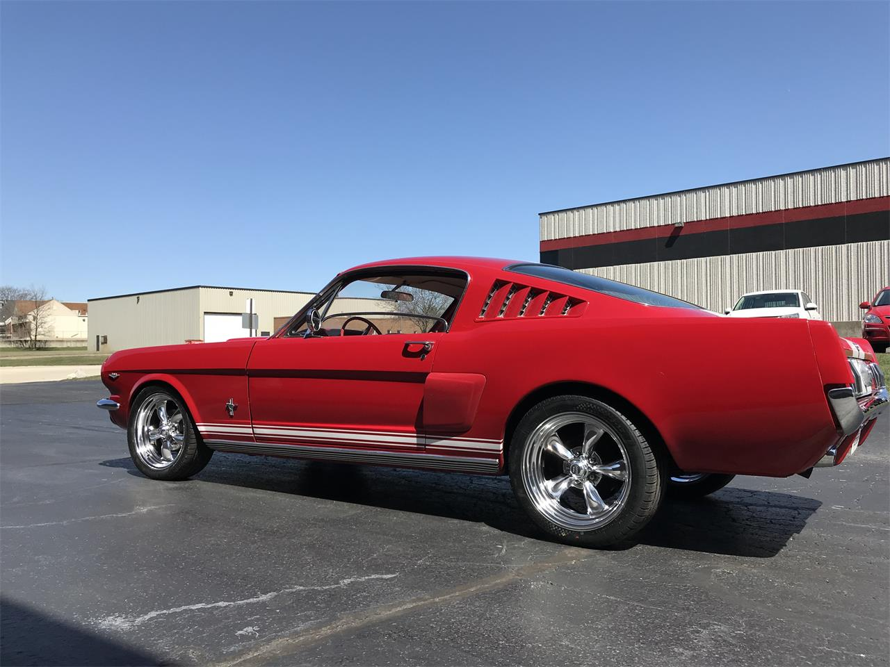 Large Picture of '65 Mustang - NA2X