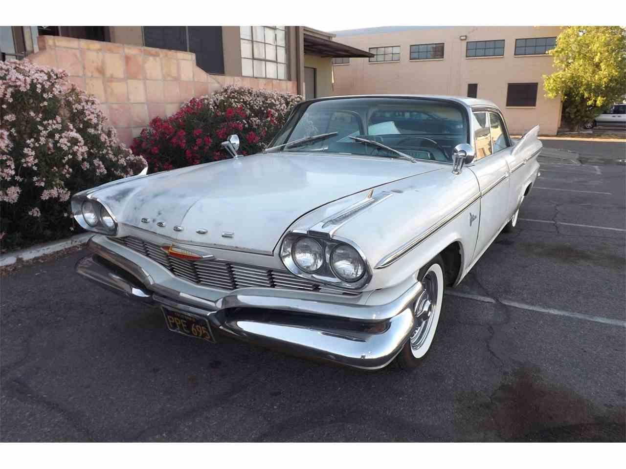 1960 Dodge Polara for Sale | ClassicCars.com | CC-1086155