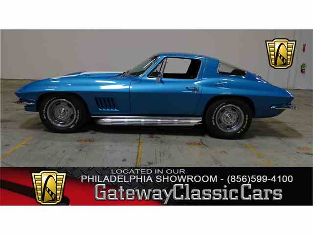 Picture of Classic '67 Chevrolet Corvette located in New Jersey - $71,000.00 - N5T4