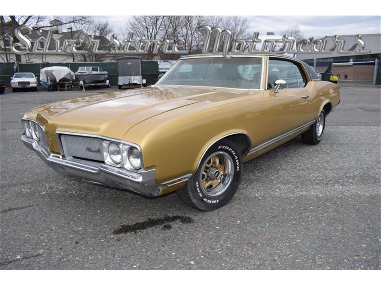 Large Picture of Classic 1970 Cutlass located in North Andover Massachusetts - NA3C