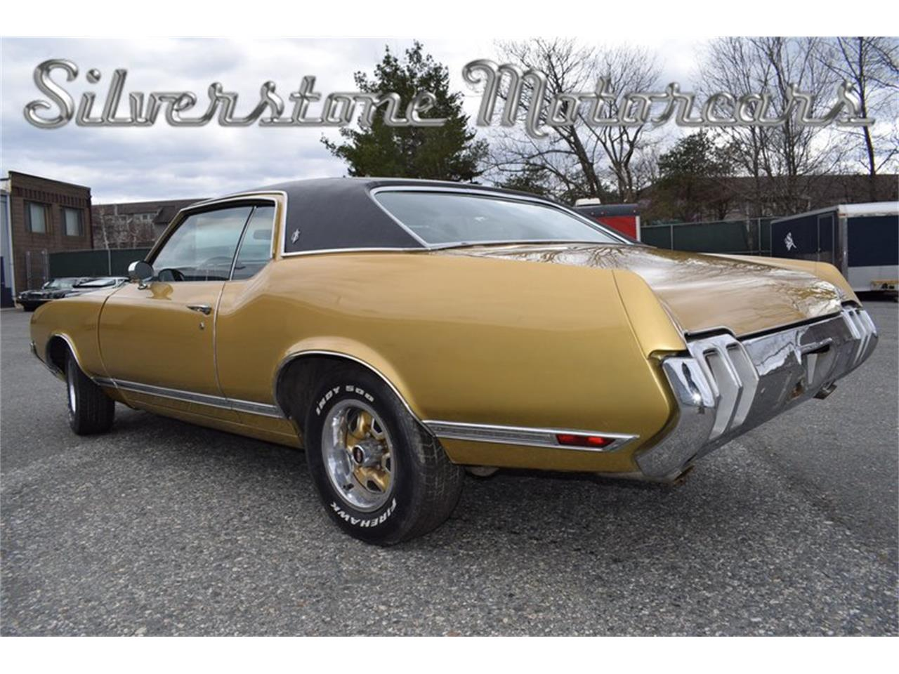 Large Picture of '70 Oldsmobile Cutlass - $12,500.00 Offered by Silverstone Motorcars - NA3C
