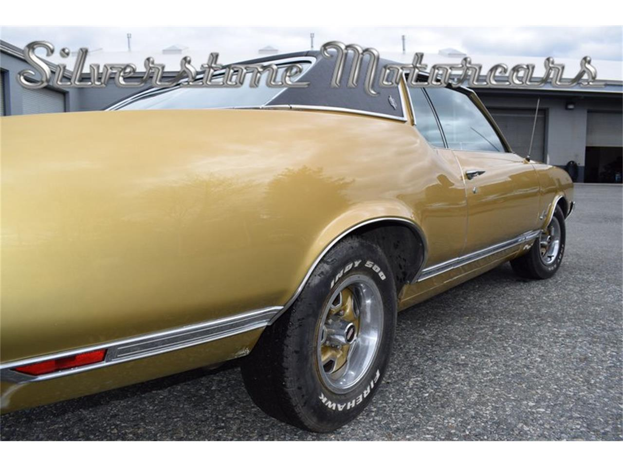 Large Picture of '70 Oldsmobile Cutlass - $12,500.00 - NA3C