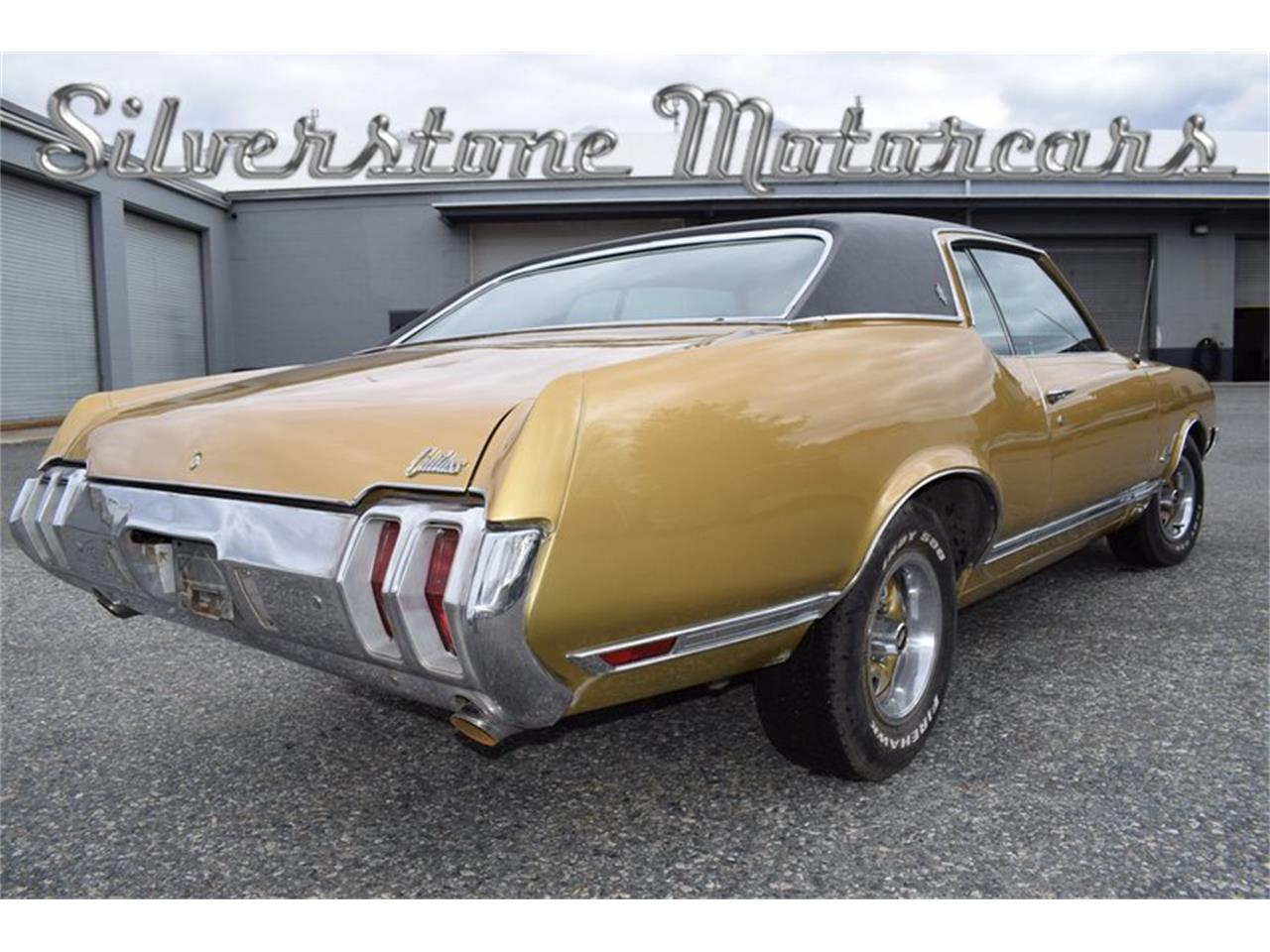 Large Picture of Classic 1970 Oldsmobile Cutlass - $12,500.00 - NA3C