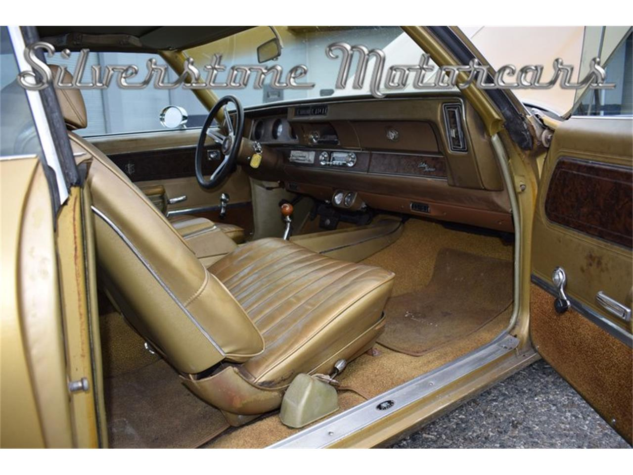Large Picture of Classic 1970 Oldsmobile Cutlass located in North Andover Massachusetts Offered by Silverstone Motorcars - NA3C
