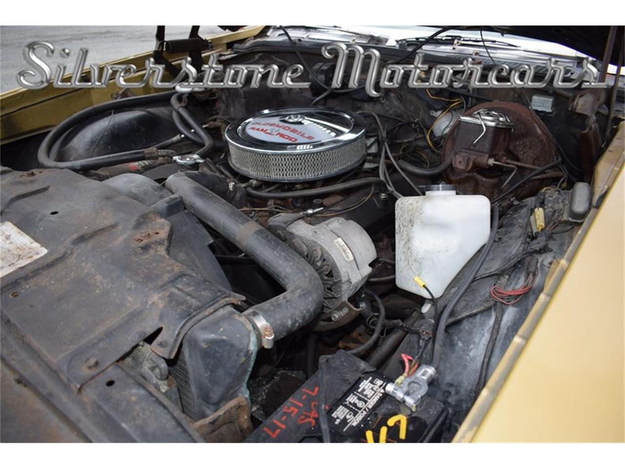 Large Picture of '70 Oldsmobile Cutlass located in North Andover Massachusetts - NA3C