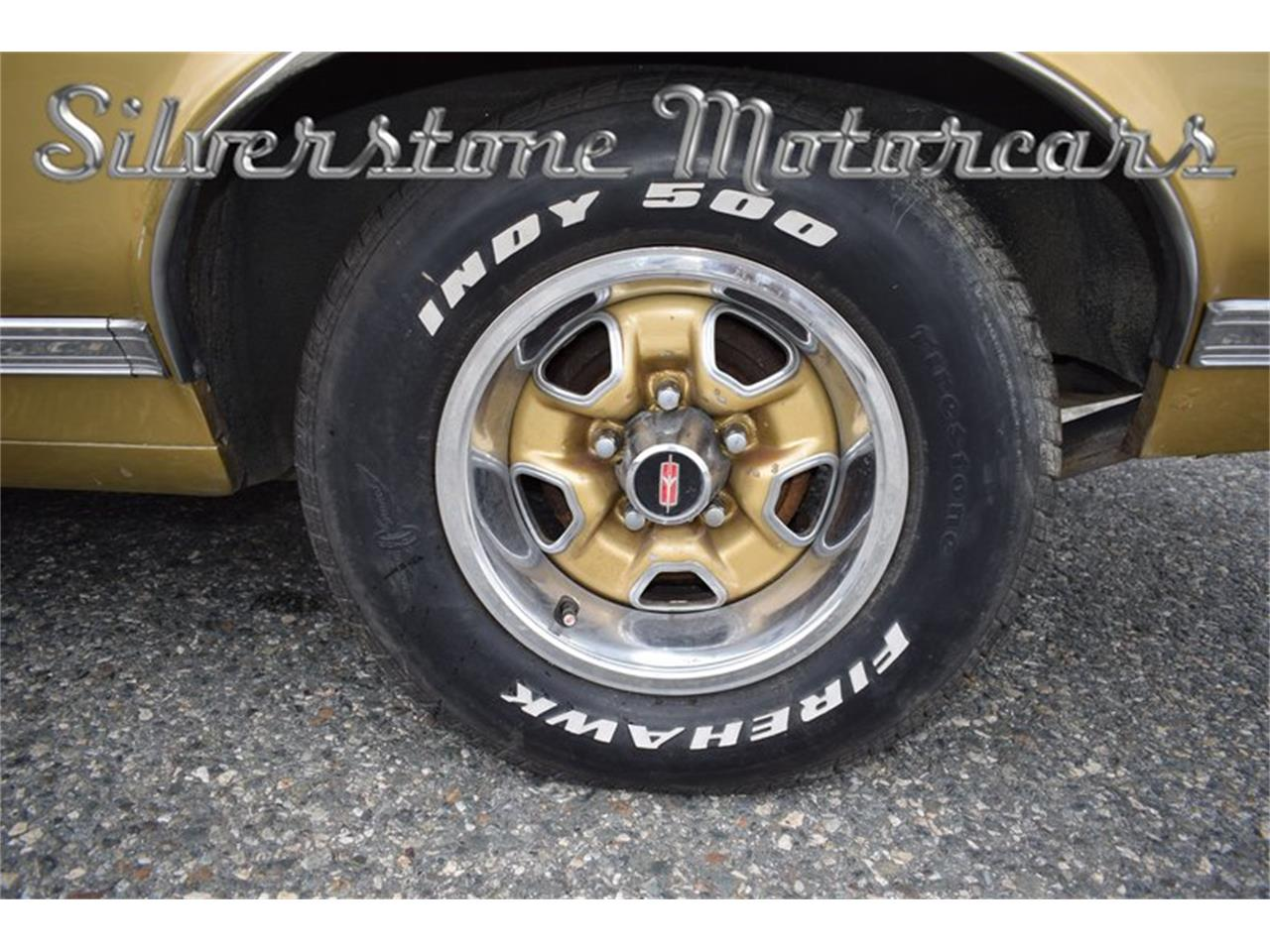 Large Picture of Classic 1970 Oldsmobile Cutlass located in Massachusetts - $12,500.00 - NA3C