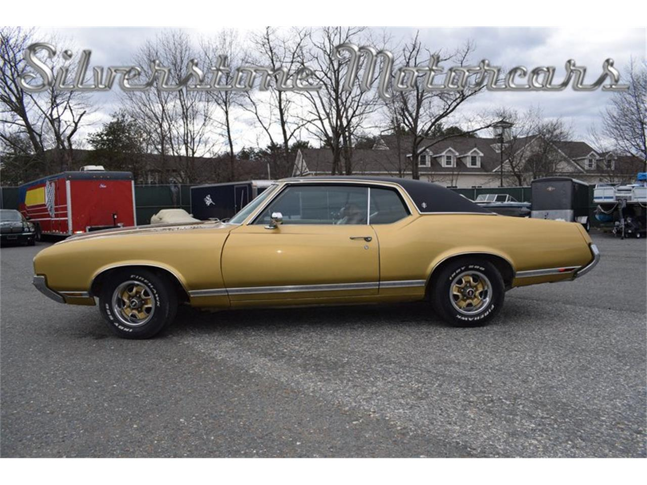 Large Picture of 1970 Oldsmobile Cutlass located in Massachusetts - $12,500.00 Offered by Silverstone Motorcars - NA3C