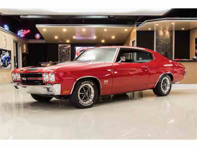 Picture of '70 Chevelle SS - NA3F