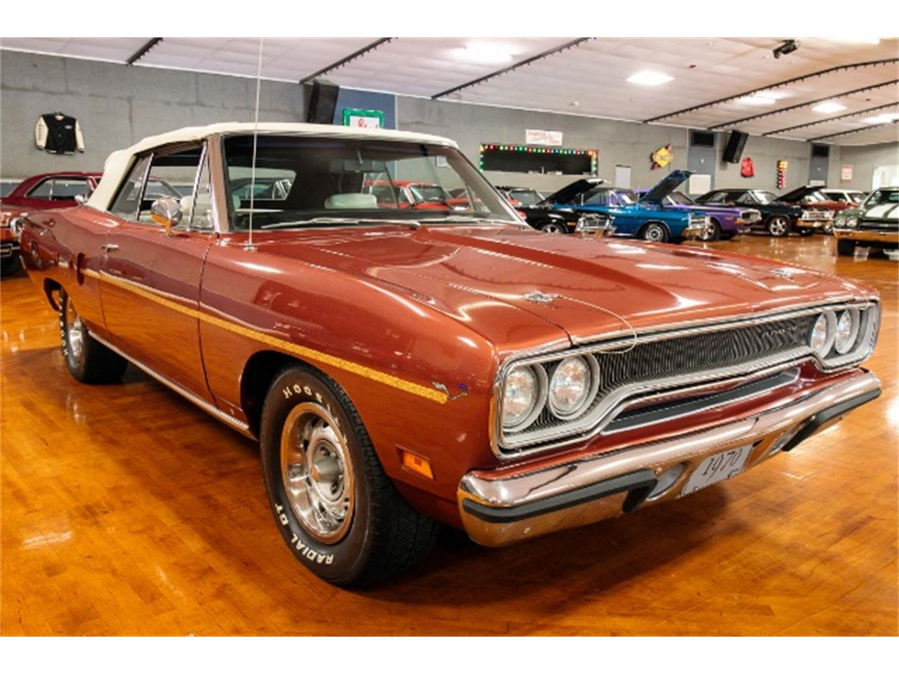 Large Picture of Classic '70 Plymouth Road Runner located in Homer City Pennsylvania - NA41