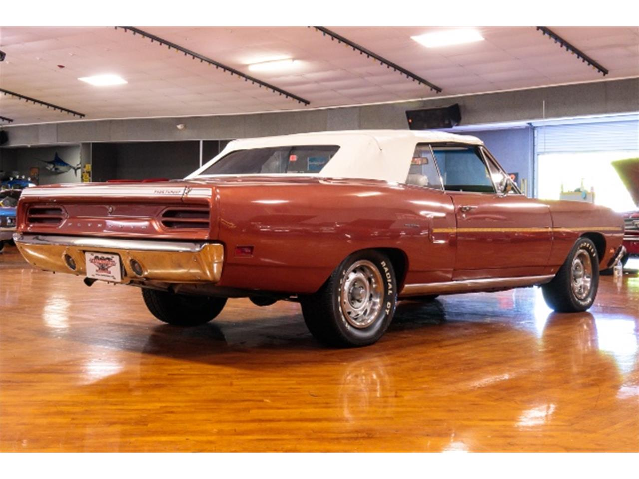 Large Picture of Classic '70 Plymouth Road Runner located in Homer City Pennsylvania Offered by Hanksters Hot Rods - NA41