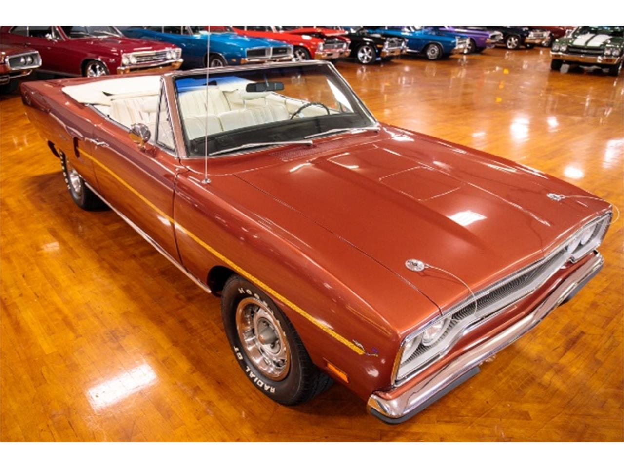 Large Picture of '70 Plymouth Road Runner - $69,900.00 Offered by Hanksters Hot Rods - NA41