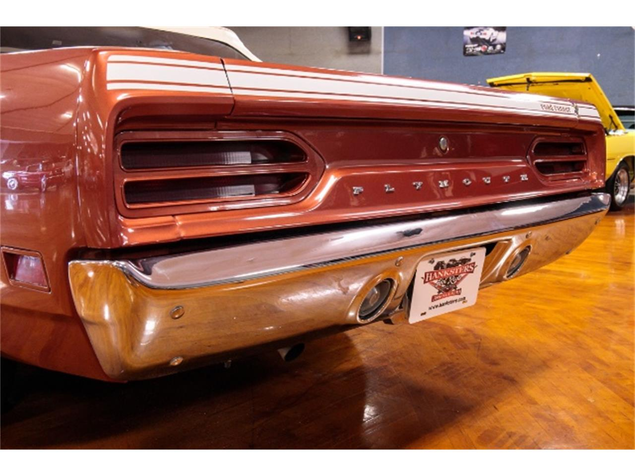 Large Picture of '70 Road Runner Offered by Hanksters Hot Rods - NA41