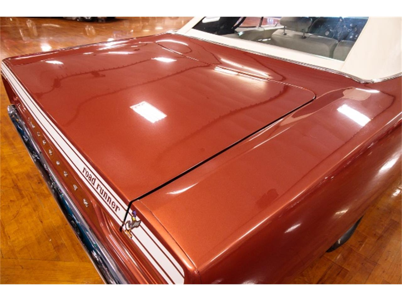 Large Picture of Classic '70 Plymouth Road Runner located in Homer City Pennsylvania - $69,900.00 Offered by Hanksters Hot Rods - NA41