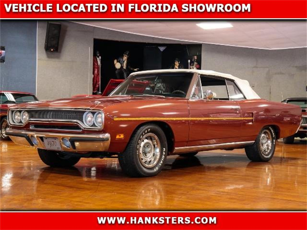 Large Picture of Classic '70 Plymouth Road Runner Offered by Hanksters Hot Rods - NA41