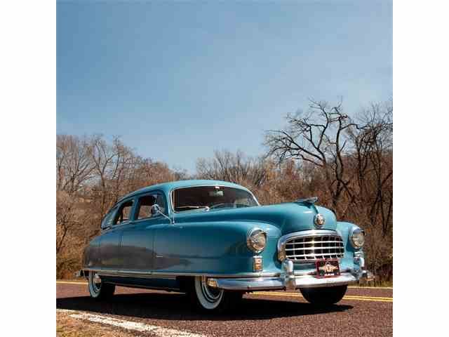 Picture of '50 Nash Ambassador Offered by  - NA45