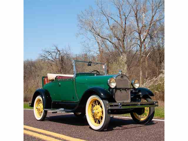Picture of '29 Model A - NA47