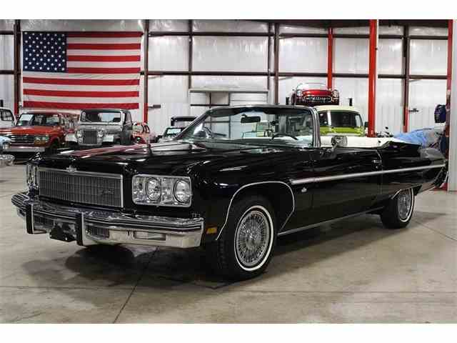 Picture of '75 Caprice - NA4Y