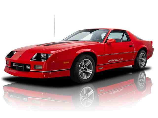 Picture of '86 Camaro located in Charlotte North Carolina Offered by  - NA50