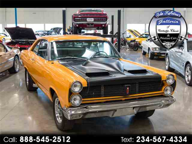 Picture of Classic '67 Comet - $39,800.00 Offered by  - NA51