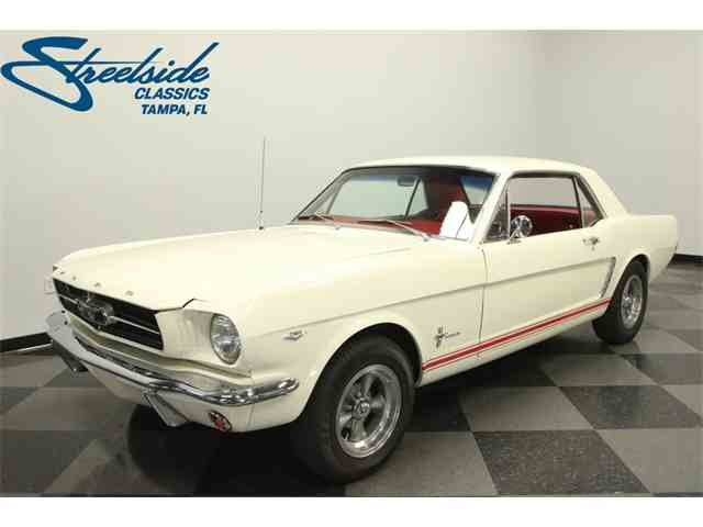 Picture of Classic '65 Ford Mustang located in Lutz Florida - NA58