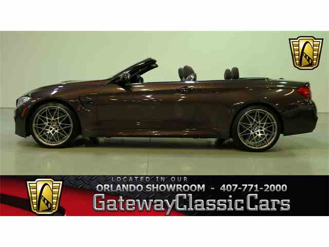 Picture of '16 BMW M4 located in Lake Mary Florida - $90,000.00 Offered by  - NA5A