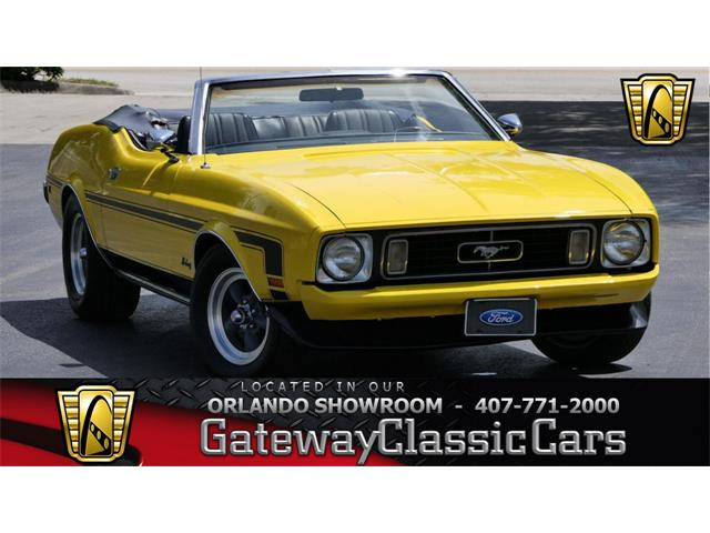 Picture of '73 Mustang - N5TC
