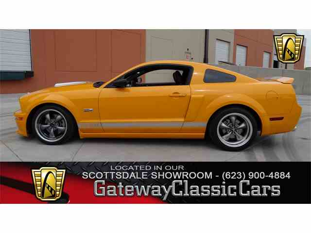 Picture of '08 Ford Mustang - $33,595.00 Offered by Gateway Classic Cars - Scottsdale - NA5C