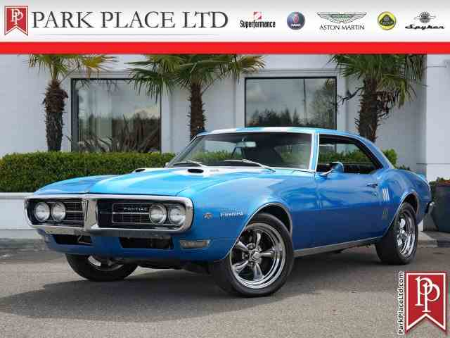 Picture of '68 Firebird - NA5Q